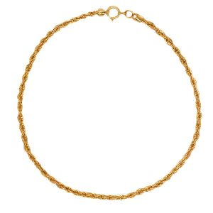 Rope Yellow Gold